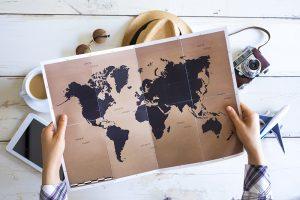 traslochi internazionali lungo raggio